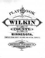 Title Page, Wilkin County 1903